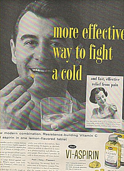 VI-Aspirin ad 1960 (Image1)