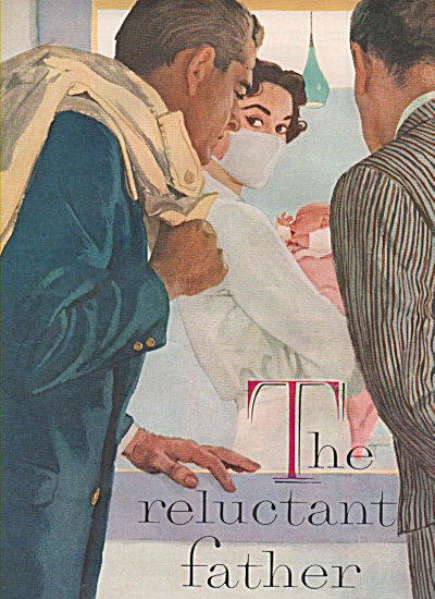 Artist painting: AL PARKER  1958 (Image1)