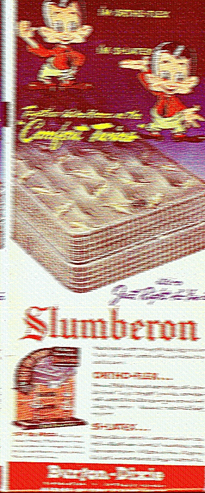 bURTON-dIXIE SLEEP PRODUCTS  ad 1951 (Image1)