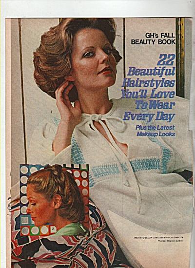 22 Beautiful hair styles - MODELS demonstrate 1974 (Image1)
