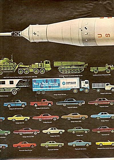 Chrysler corporation ad 1968 (Image1)