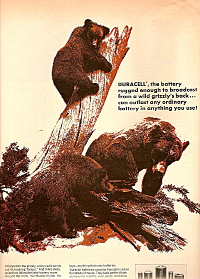 Mallory Duracell batteriews ad 1968 (Image1)