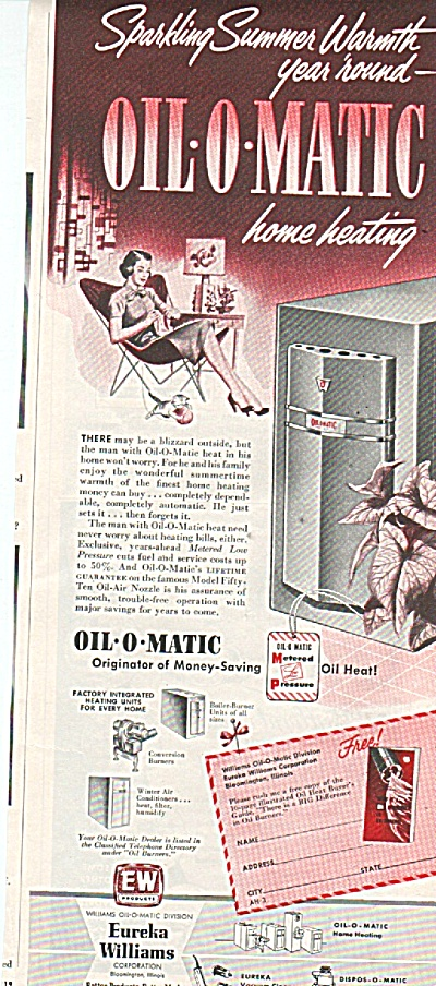 Eureka Williams corporation- 1952 (Image1)