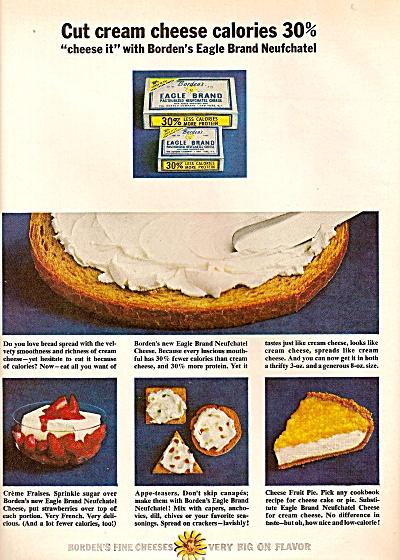 orden's fine cheeses - Eagle brand ad 1964 (Image1)