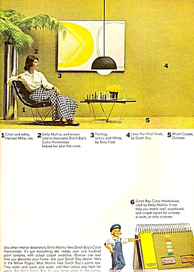 Better Homes & Gardens books ad 1964 (Image1)