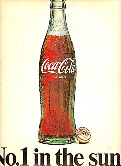 Coca  Cola ad 1969 (Image1)