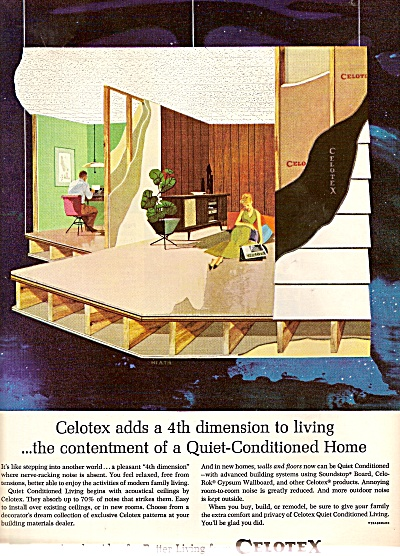 Celotex corporation ad 1964 (Image1)