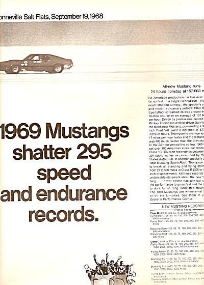 Ford Mustang ad 1968 (Image1)
