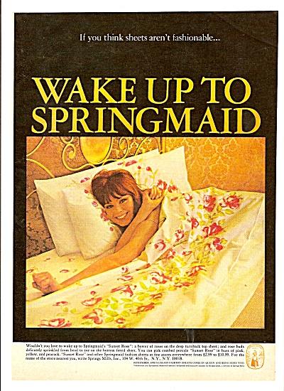 Springmaid sheets ad 1965 (Image1)
