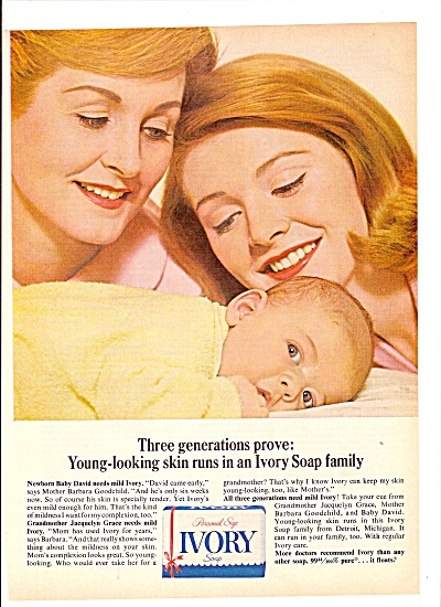 iVORY  soap ad 1965 (Image1)
