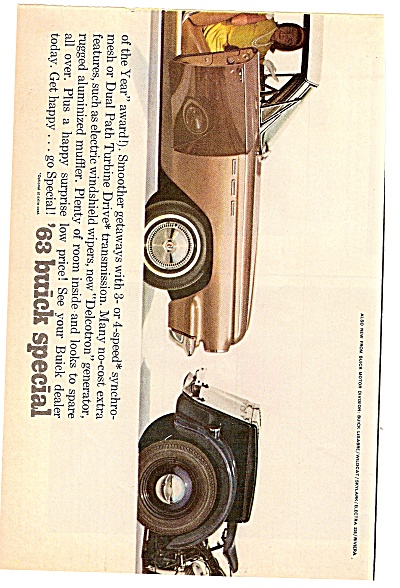 Buick special for 1963 ad (Image1)