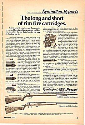 Remington dupont peters ad 1972 (Image1)