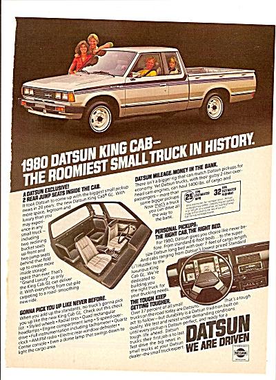 Datsun king cab ad 1980 (Image1)