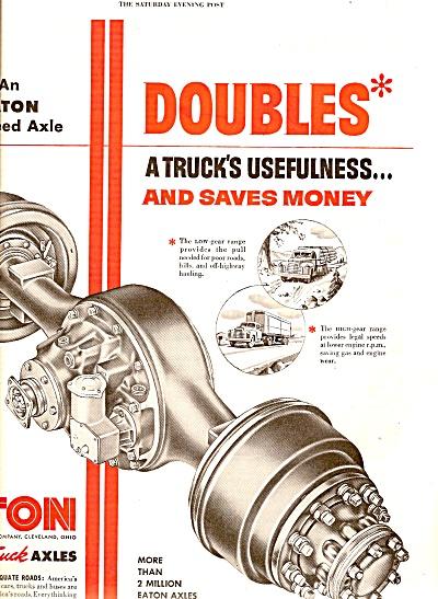 Eaton 2 speed truck axles ad 1954 (Image1)