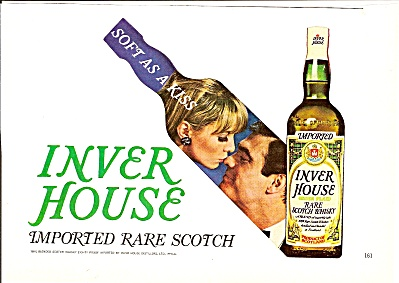 Inver House scotch whisky ad 1967 (Image1)