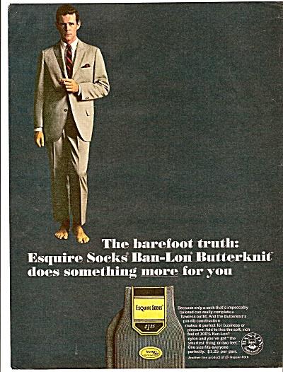 Esquire socks ad 1964 (Image1)