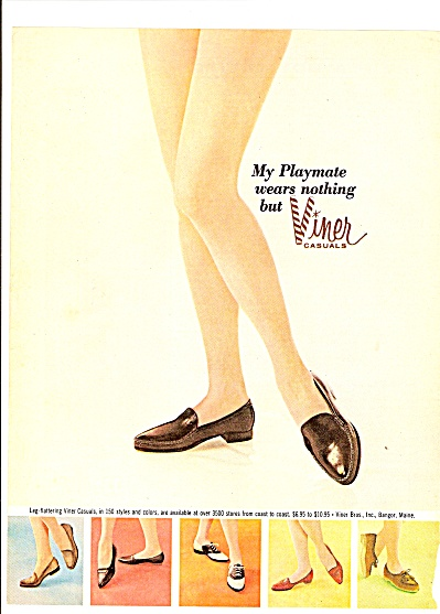 Viner casuals ad 1964 (Image1)