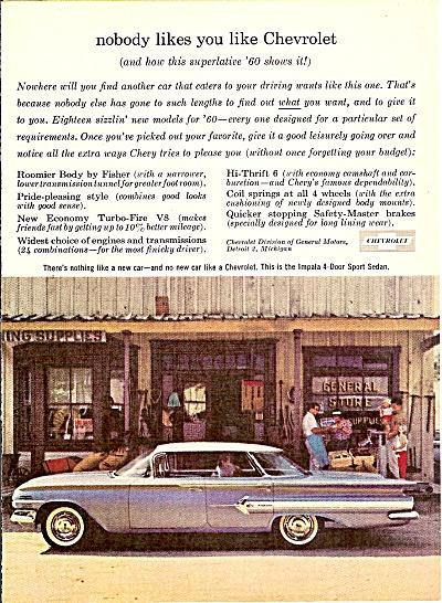 Chevrolet Impala auto aqd 1960 (Image1)