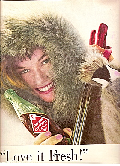 Royal Crown Cola ad 1960 (Image1)