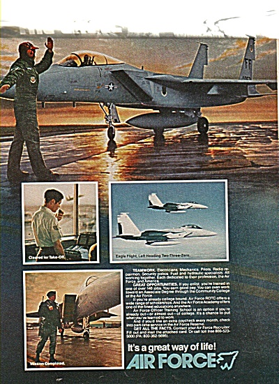 Air Force recruiting ad 1978 (Image1)