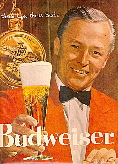 Budweiser beer ad 1958 (Image1)