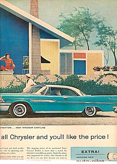 Chrysler Dart line ad 1958 (Image1)