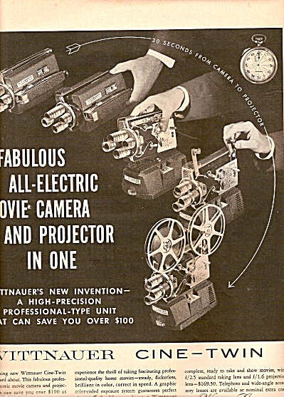 Wittnauer cameraS AD 1958 (Image1)