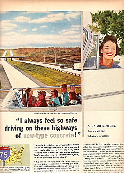 Portland Cement association ad 1958-GISELE MACKENZIE (Image1)