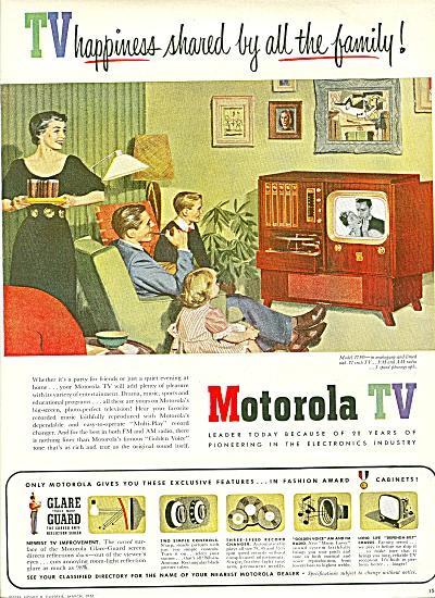 Motorola TV  = 1951 (Image1)