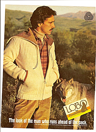 Lobo by Pendleton ad 1979 (Image1)