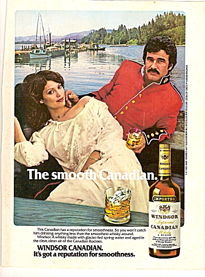 Windsor Canadian whisky ad 1979 (Image1)