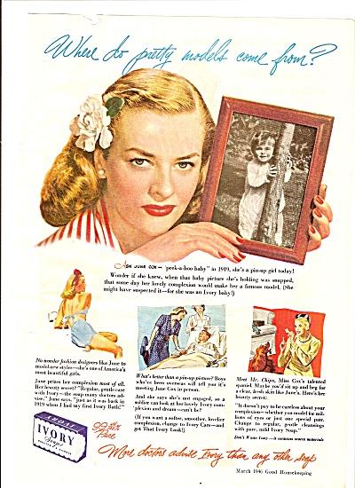 Ivory soap  ad 1946 (Image1)