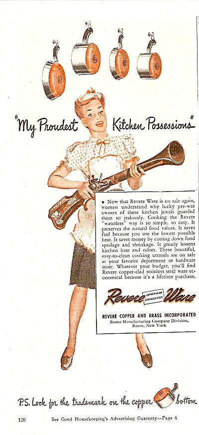 Revere Ware ad 1946 (Image1)