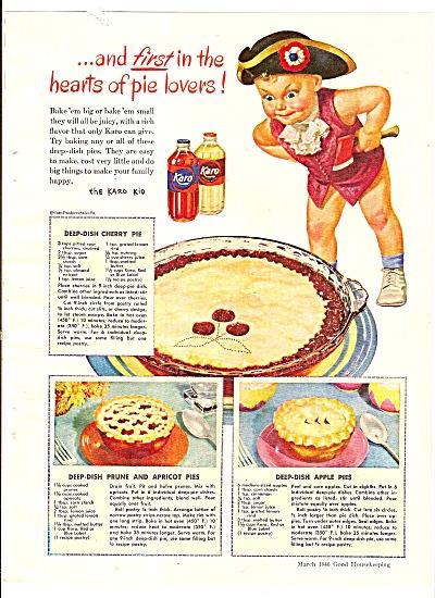 Karo syrup ad 1946 (Image1)