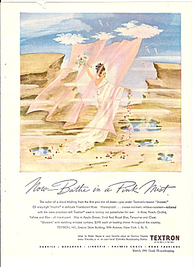Textron fabrics ad 1946 (Image1)