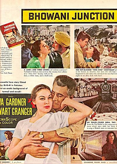 Movie AD BHOWANI JUNCTION -= AVA GARDNER  1956 (Image1)