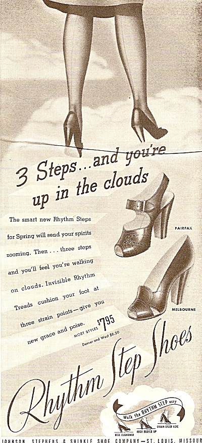 Rhythm step shoes a 1946 (Image1)