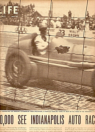 Indianapolis 500 mile race - 1947 (Image1)