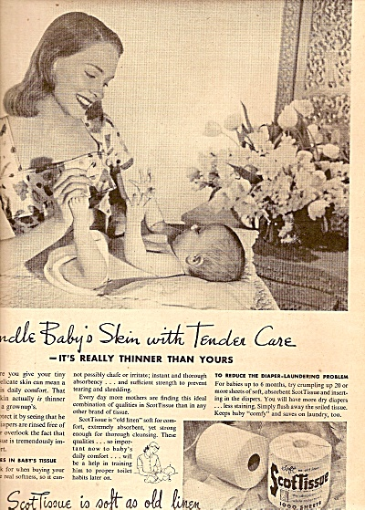 Scot tissue ad 1947 (Image1)