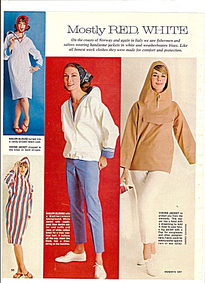 Summer play clothes - Models 1963 (Image1)