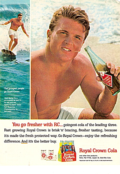 Royal Crown Cola ad 1963 (Image1)