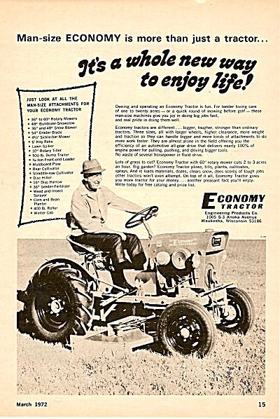 Economy tractor ad 1972 (Image1)