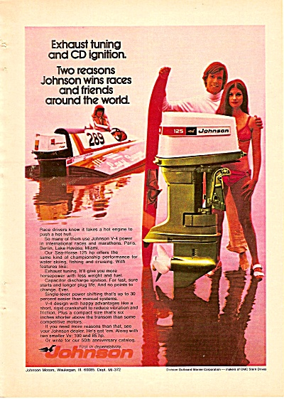 Johnson motors ad  1972 (Image1)