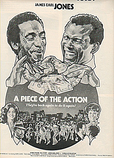 Movie:  A Piece of the action - POITIER - COS (Image1)