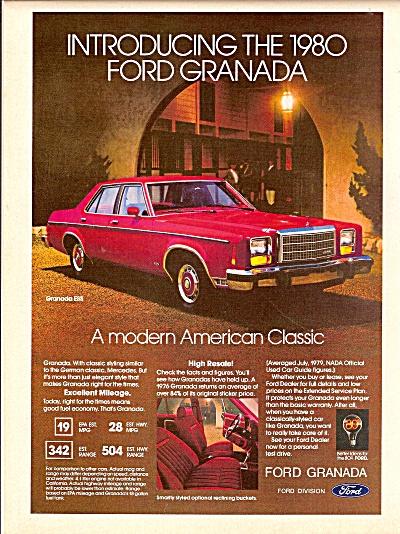 Ford Granada ad 1979 (Image1)