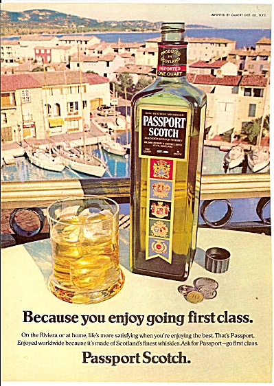 Passport Scotch ad 1979 (Image1)
