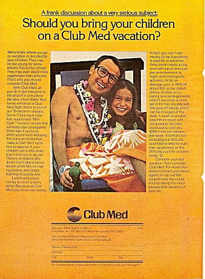 Club Med  ad 1979 (Image1)