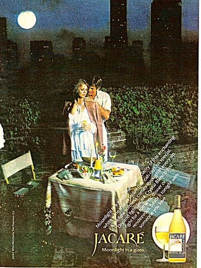 Jacare - Moonlight in a glass ad 1979 (Image1)
