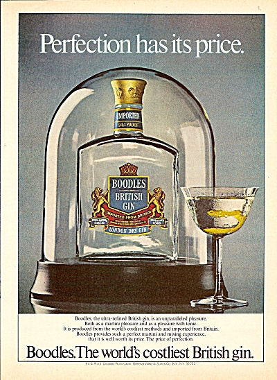 Boodles British gin ad 1979 (Image1)