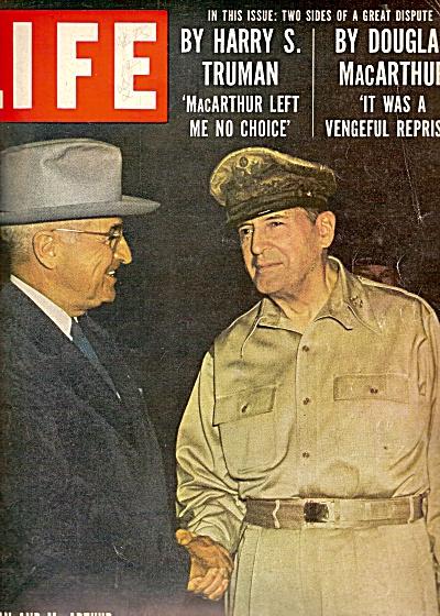 Pres. Truman & MacArthur at Wake Island - 1956 (Image1)